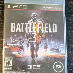 Battlefield 3: PS3 Game